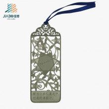 Marcador feito sob encomenda do bronze do ofício do metal do logotipo do projeto livre para a promoção