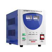 Bangladesh Function of SVC SVR 2000VA 3KVA 2KW 220VAC Servo Voltage Stabilizer