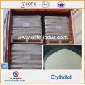 Erythritol cristal branco adoçante 30-60 / 60-100 / 100 malha para Cholate