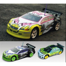 Hsp 2 canais 1/10 Nitro Racing Car RC Brinquedos