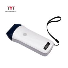 Newest 128 Elements Color Doppler Linear Probe Wireless Handheld Mini Ultrasound Device