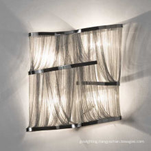 Modern Hotel Light Chain Wall Lighting (ka118)