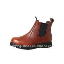 Sicherheitsgelagerte elastische Stiefel
