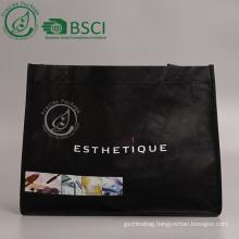 Double Handle PP Non Woven Shopping Bag