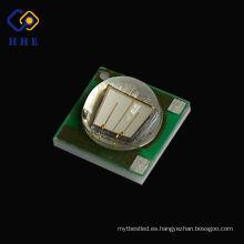 Nuevo tipo de alta potencia más pequeño SMD 3W 3535 385nm uv led