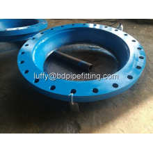 Flanged Concentric Reducer bergelang ujung
