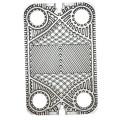 Placa de intercambiador de calor de agua a agua Vicarb V160