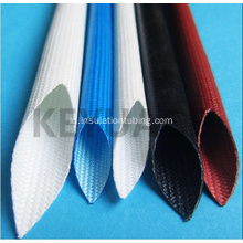 Silicone Rubber Coated Fiberglass Insulation Sleeve