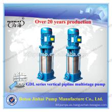 Bomba sumergible eléctrica Buena Fuente de Venta de fabricación china