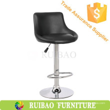 Beauty Products Black Leather Bar Stool High Quality Bar Stools Singapore