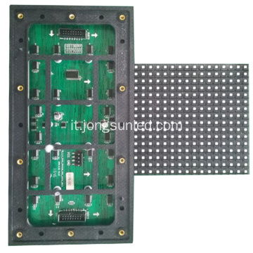 Modulo display LED da esterno 4scan RGB P8