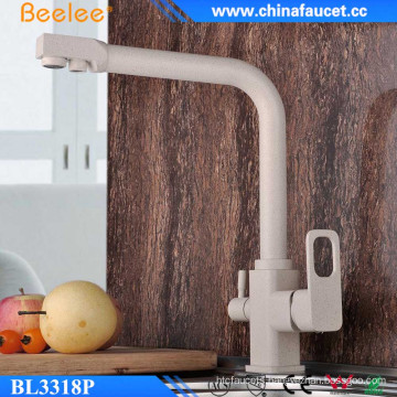 Painting Color Drinking Water 3 Way Kitchen Purifier Faucet