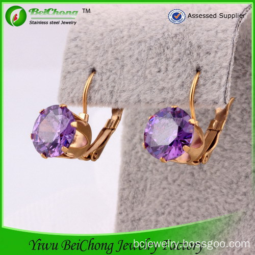 Fashion Stainless Steel Earring