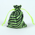 animal print all colors satin bag for underwear