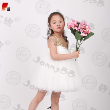 wholesale sequin dress baby girls boutique princess dress