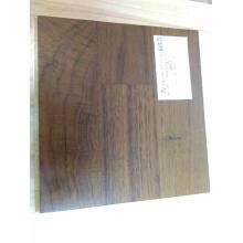 Revestimento de madeira projetado da noz americana preta do óleo UV de Cocating