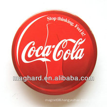 Novelty Coco Cola logo Fridge Magnet Bottle Opener