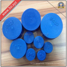 Quality Assured LDPE Round Pipe End Protectors (YZF-H89)
