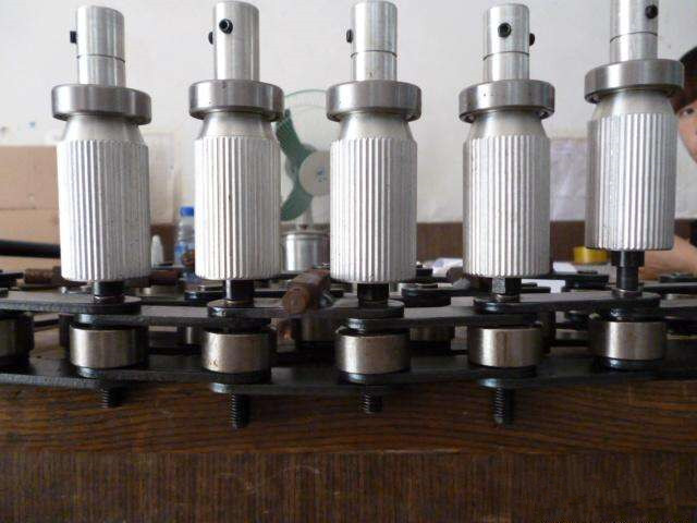Spray Coating Machine Spindle
