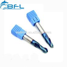 BFL CNC-Schaftfräser 4-Nuten-Schaftfräser aus Hartmetall