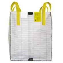Dapoly 1000kg conductive FIBC bulk bag anti-static chemical protective jumbo bag