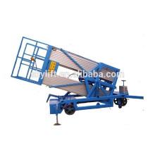 bewegliche Plattformleiter mindestens 10m / Bauplattformaufzug