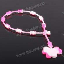 New Design Pretty Charm mais popular moda pulseira de borracha de silicone