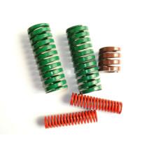 0.10-120 Pulgadas de longitud libre Mn65 Acero al carbono Resorte de compresión