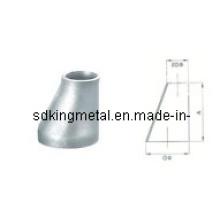 Stainless Steel 304 Sch80 Eccentric Reducer