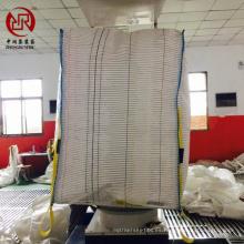 Bolso flexible del contenedor del fibc conductor del polipropileno del 100% para los productos de los productos químicos / de los peligros