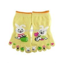 Kinder süße Zehensocken