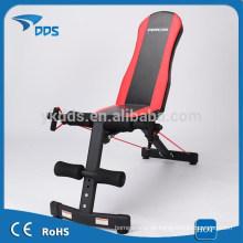 Hausgebrauch Fitness Sit up Bank klappbar