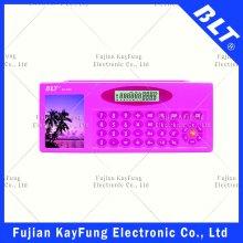 Caixa de papelaria de 10 dígitos com calculadora (BT-919) Precisa Editar foto