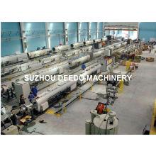 Plastic PPR PE Pipe Machinery Price