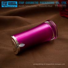 YB-XC15 especial 15ml recomendado frasco plástico bonito e delicado 15ml de acrílico