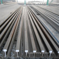 Rail ferroviaire P24 Rail Rails 20ft longueur