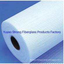 Alkali-Resistant Fiberglass Net for Eifs 4X4mm, 160G/M2