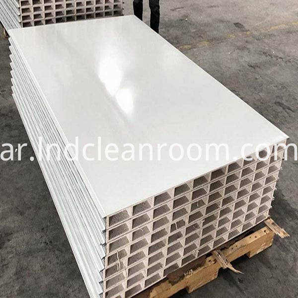 Colour steel glass magnesium board