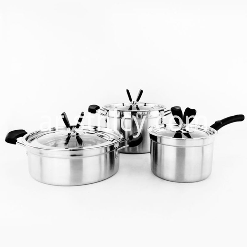 Stainless Steel Cookware Sets Deals