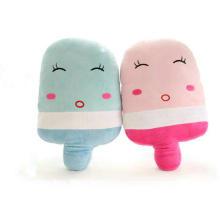 Promoción personalizada suave juguete Lifelike Plush juguetes de alimentos rellenos