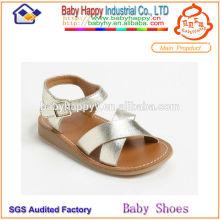 Vente en gros de sandales scolaires pour enfants Little Girl