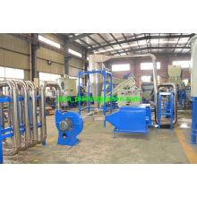 Chaîne de production utilisée Ligne de recyclage de lavage en plastique