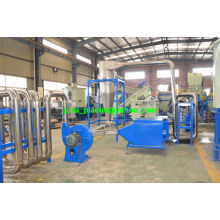 Production Line Used Plastic Washing Recycling Line