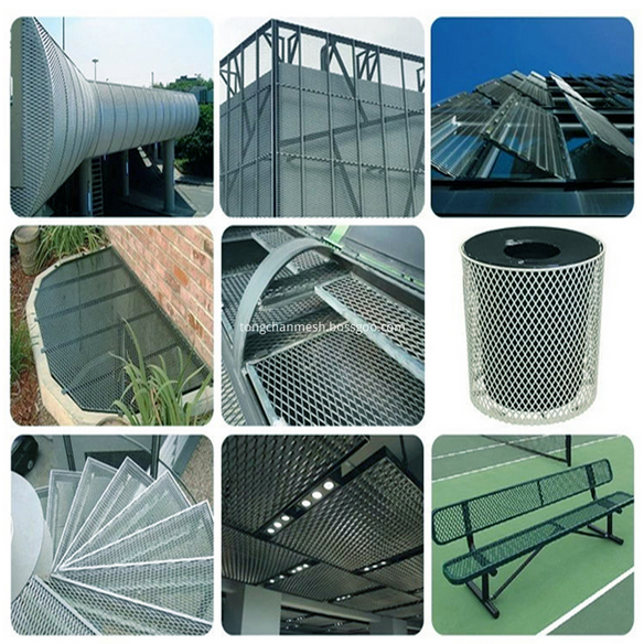 Decorative Expanded Metal netting