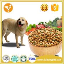 Puro alimento orgânico em grão a granel
