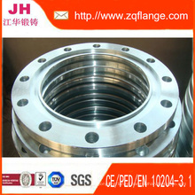 "Asa 300# 10"" Groove Flange and Material Is A105"