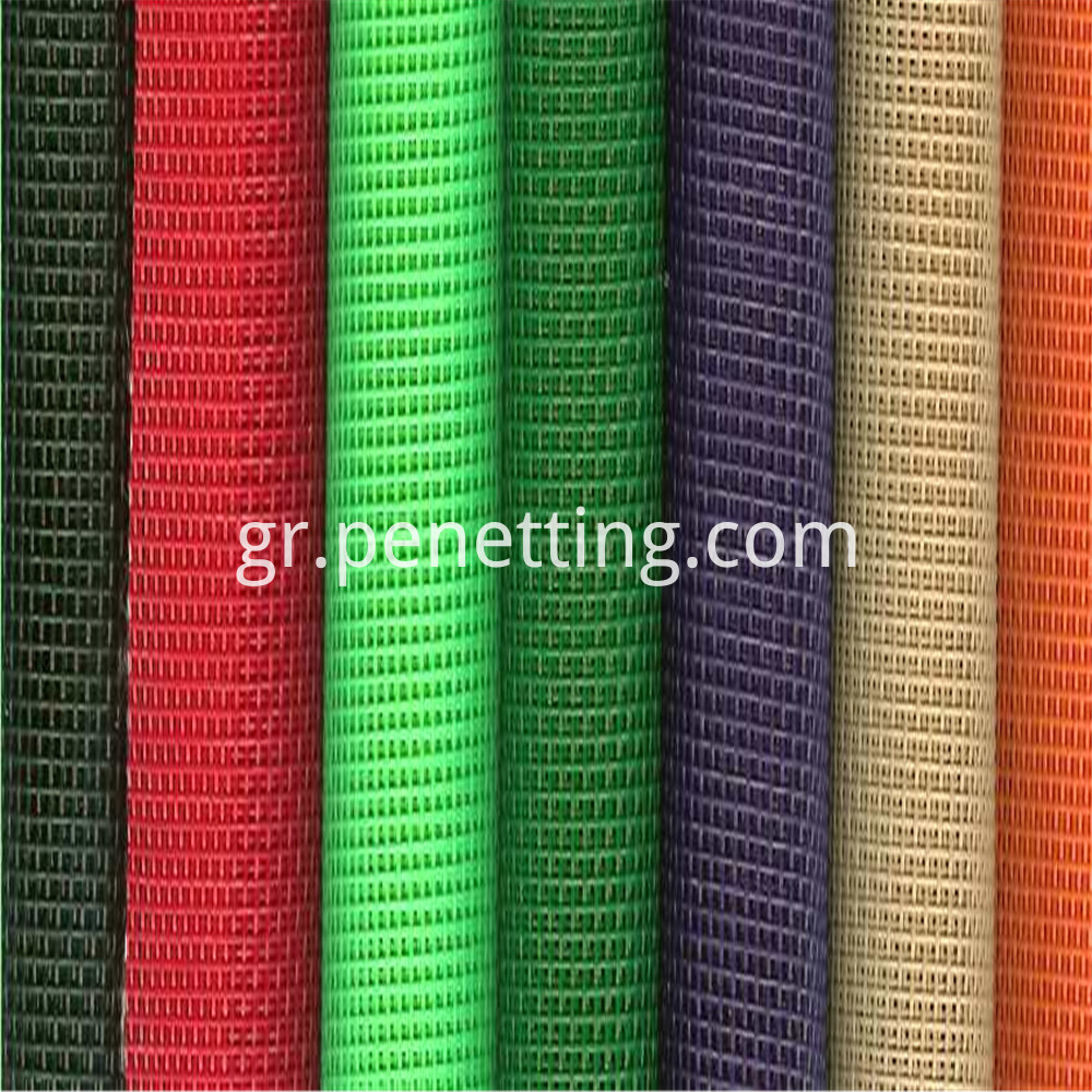 pvc coated safety net