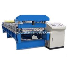 Professional metal corrugated roof sheet making machine