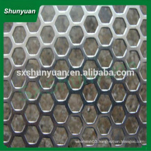 Strong structure durable perforated metal mesh