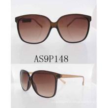 Óculos de sol unisex de moda plástica As9p148